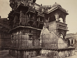 The Balabhai Temple from the South-west [Satrunjaya]
